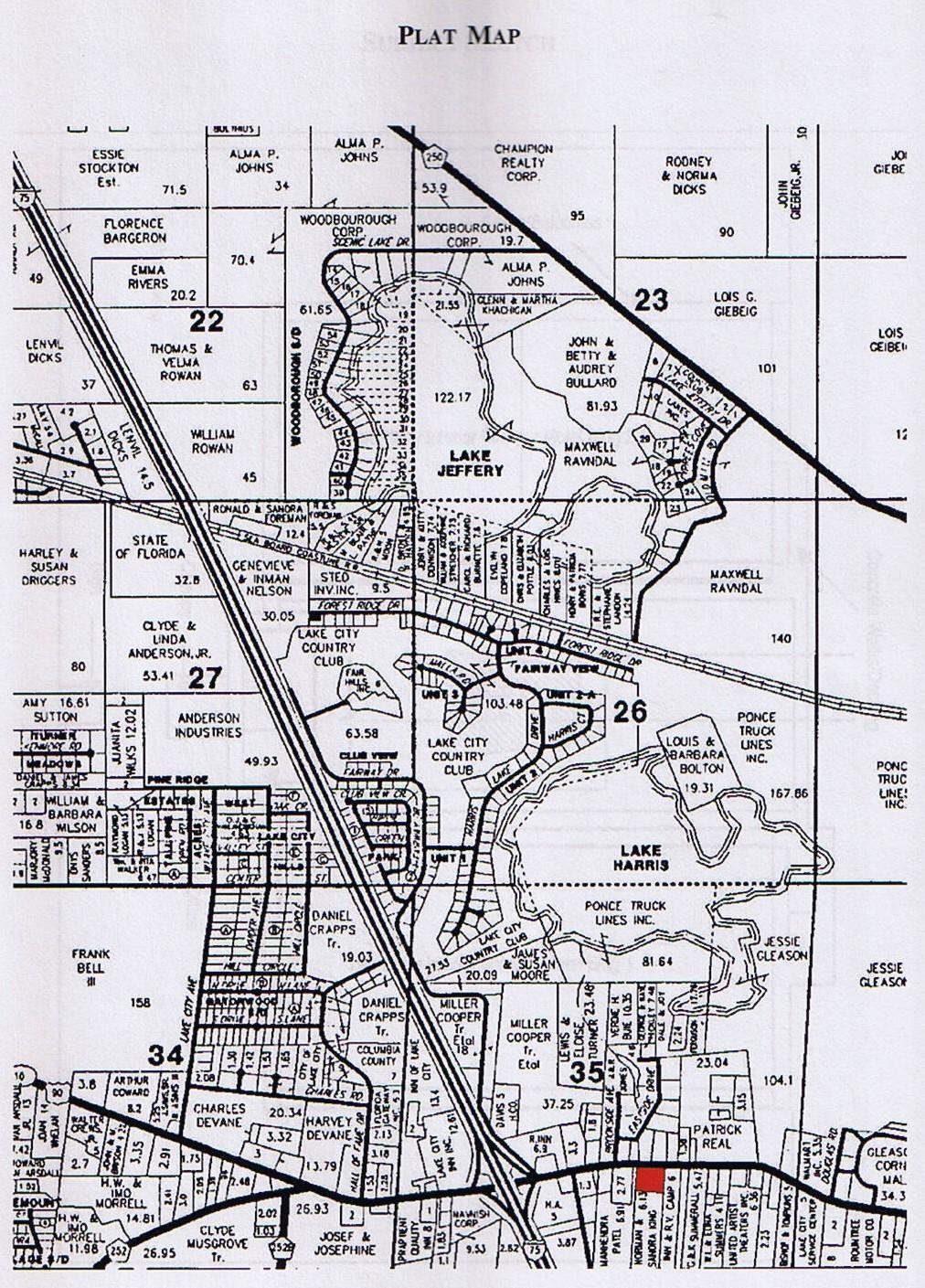 Florida Plat Maps.Florida Hotel Motel For Sale Florida Commercial Property